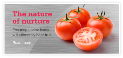 The nature of nurture - Ensuring unripe leads will ultimately bear fruit